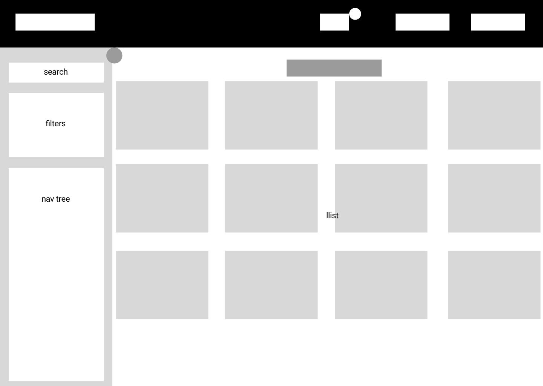 blockframe - list